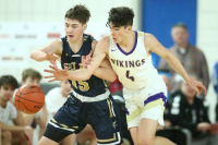 Gallery: Boys Basketball Selah @ North Kitsap